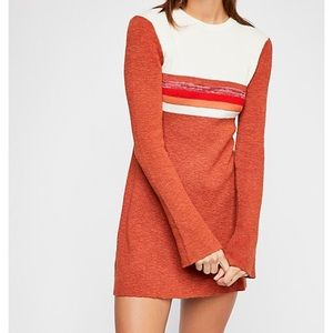 NWE! Free People sweater dress